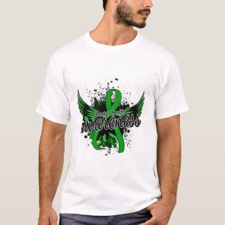Camiseta Consciência 16 da saúde mental