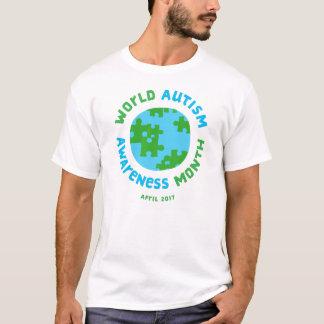 Camiseta Consciência 2017 do autismo!