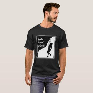 Camiseta Consciência bipolar: hangin dentro lá!!