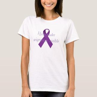 Camiseta Consciência da enxaqueca