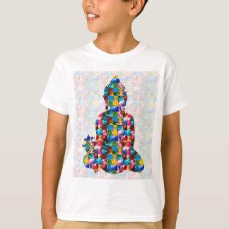 Camiseta Consciência de BUDDHA: Paz da religião do budismo