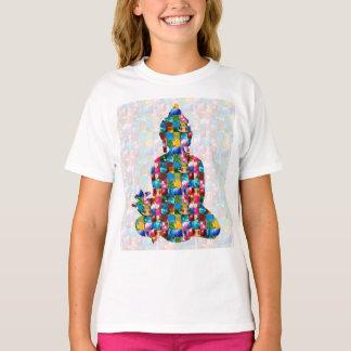 Camiseta Consciência de BUDDHA: Rolado em JÓIAS