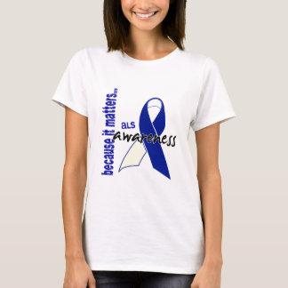 Camiseta Consciência do ALS