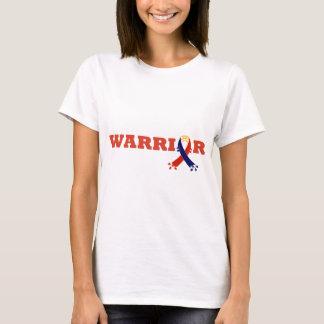 Camiseta Consciência do TOS do espírito do guerreiro