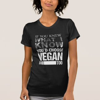Camiseta Consciência do Vegan (W)