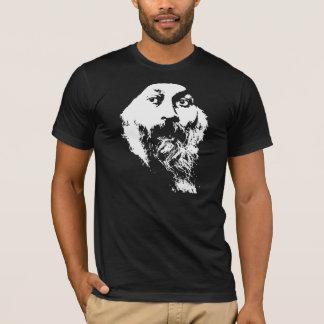 Camiseta consciência espiritual da meditação do tshirt da