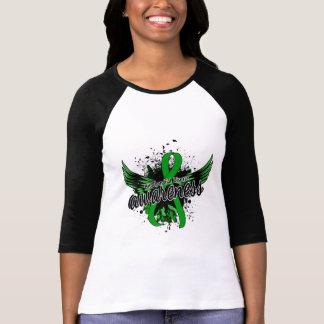 Camiseta Consciência mitocondrial 16 da doença