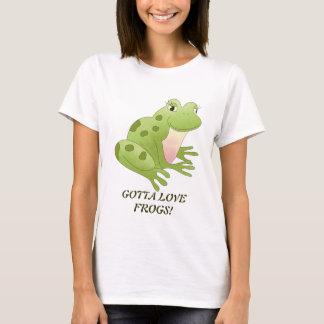 Camiseta CONSEGUIU AMAR SAPOS! t-shirt