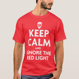 Camiseta Conselho do Goalie