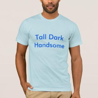 Camiseta Considerável escuro e alegre altos
