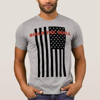 Camiseta Construa a parede - faça o excelente de América