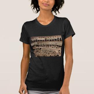 Camiseta construção antiga do crumble