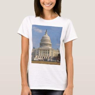 Camiseta Construção de Capitol Hill do Washington DC