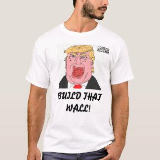 Camiseta Construção de DreamySupply esse t-shirt de Donald