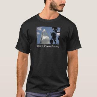 Camiseta Construção de Hancock, Boston, Massachusetts