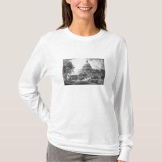 Camiseta Construção do Capitólio dos Estados Unidos