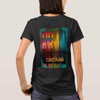 Camiseta Construção lésbica de Wrigley dos anos 30 do