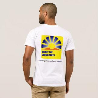 Camiseta Consultantes de imposto brilhantes