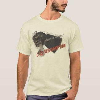 Camiseta Consumo