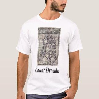 Camiseta Contagem Dracula - personalizado