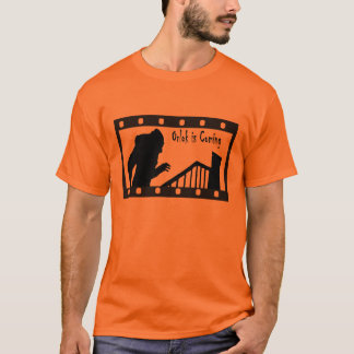 Camiseta Contagem Orlok AKA Nosferatu.
