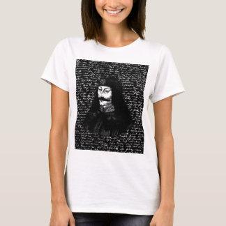 Camiseta Contagem Vlad Dracula