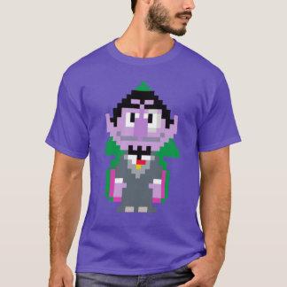 Camiseta Contagem von Pixel Arte