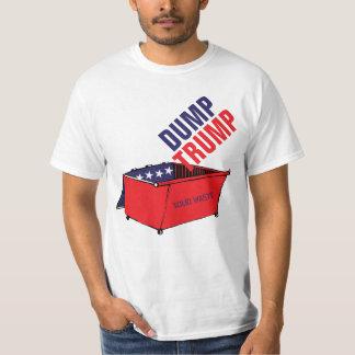 Camiseta Contentor vermelho, branco, & azul do trunfo da