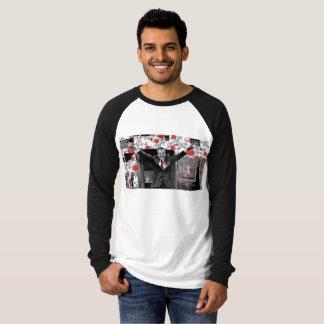 Camiseta Contexto floral de Nixon