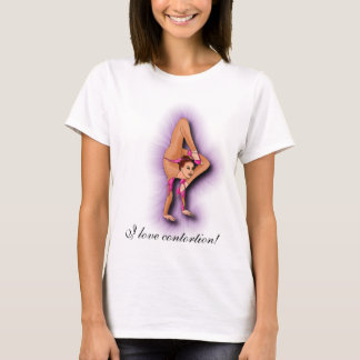 Camiseta Contortionist