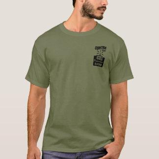 Camiseta Contra a rede de rádio