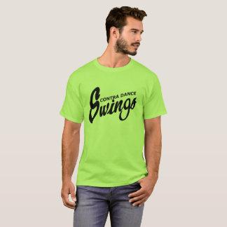 Camiseta Contra balanços da dança