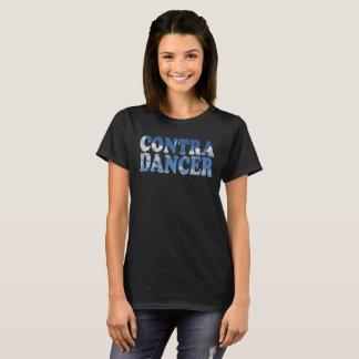 Camiseta Contra o dançarino