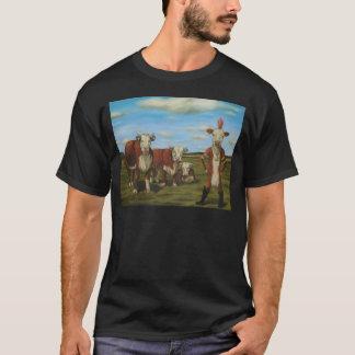 Camiseta Contra o rebanho