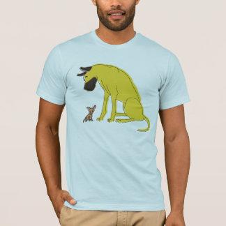 Camiseta Contraste