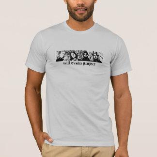 Camiseta Contraste dos Scarves de WEP