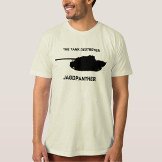 Camiseta contratorpedeiro de tanque Jagdpanther,