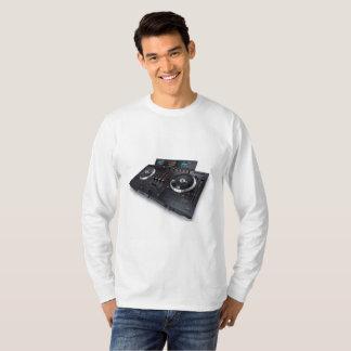 Camiseta Controlador Numark do DJ