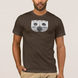 Camiseta Controles de vôo do rei Rocketmen