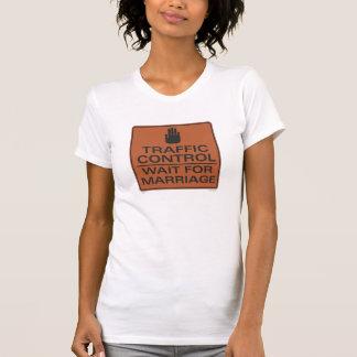 Camiseta Controlo de tráfico