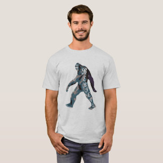 Camiseta Contudo eu acredito (o Yeti)