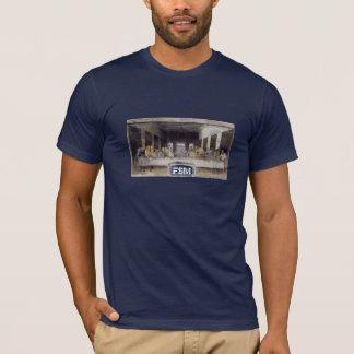 Camiseta Contudo uma outra ceia