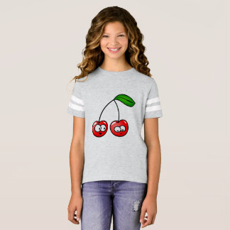 Camiseta Conversa Berry&Jerry da cereja do Tshirt do