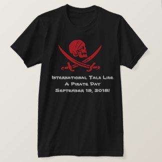 Camiseta Conversa feita sob encomenda como um t-shirt do