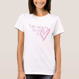 Camiseta Conversa Nerdy a mim <3