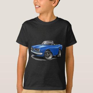 Camiseta Convertible 1967-69 azul do Barracuda