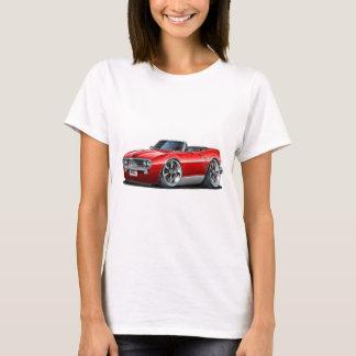 Camiseta Convertible 1967 vermelho de Firebird