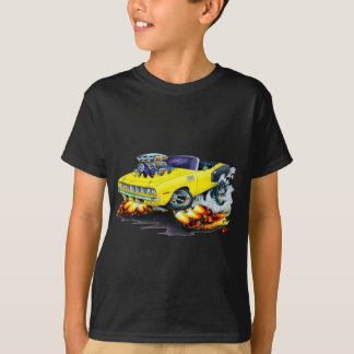 Camiseta Convertible 1971 amarelo de Hemi Cuda