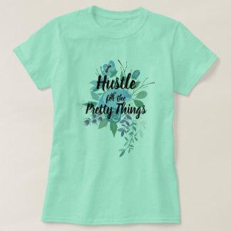 Camiseta Convicção para as coisas bonito