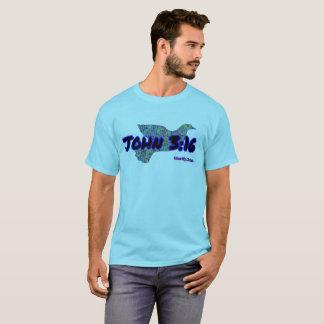 Camiseta Convide outro para juntar-se lhe no salvação